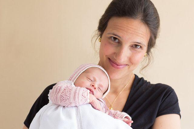 Fotografía Recién Nacidos - Rosa Collado