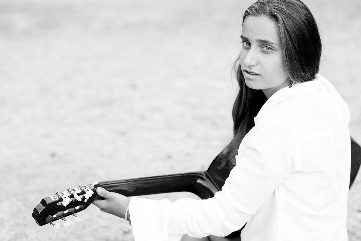 Fotografía Adolescentes - Rosa Collado