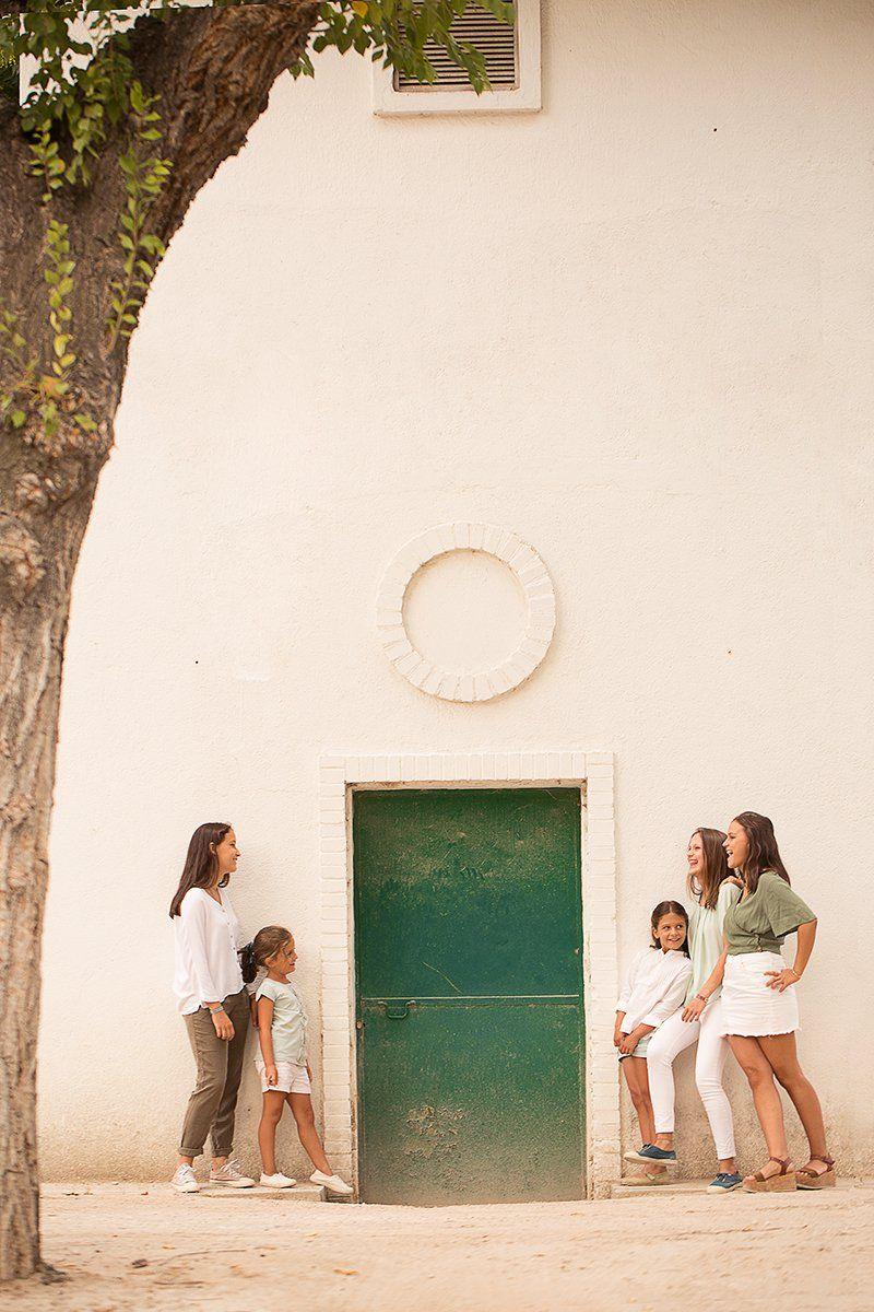 Fotografía Familia - Rosa Collado